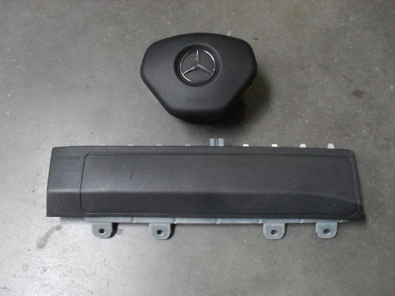 Airbagspecialist voorraad mercedes benz a klasse for Mercedes benz airbags