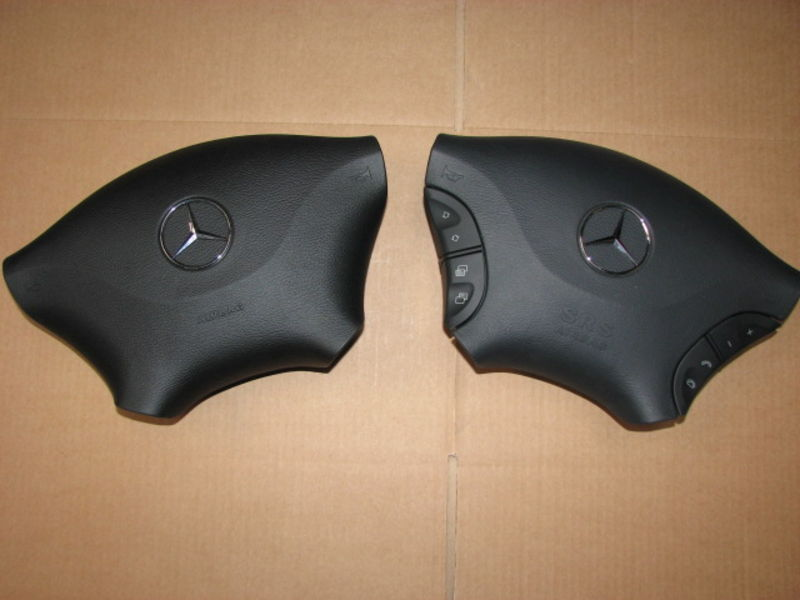 Airbagspecialist voorraad mercedes benz vito stuur for Mercedes benz airbags